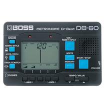 Metronomo Boss Db60 Dr Beat 10205