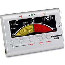 Afinador Metronomo Digital Samson Cm40 Cromático