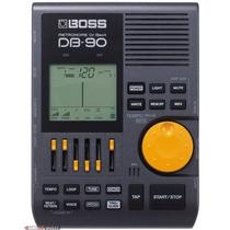 Metrônomo Boss Db90 ( Nota Fiscal E Garantia )