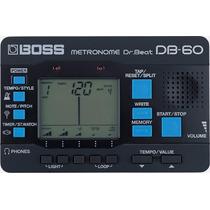 Metronomo Boss Db60 Dr Beat, 10205