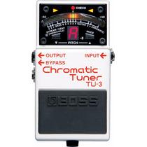 Boss Chromatic Tuner Tu3