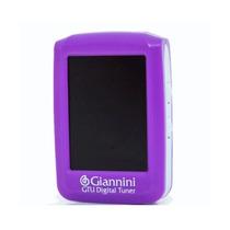 Afinador Digital De Clip Giannini Gtu Colors Roxo - Af0045