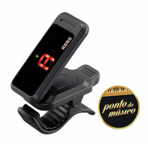Afinador Digital Korg Pitchclip Pc-1 Visor De Led L O J A