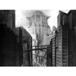 Metropolis - Fritz Lang - Edição Restaurada Dvd Raro Cult