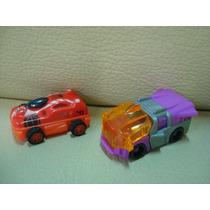 Lote Brinquedos Kinder Ovo Carros Carrinhos Fricção 4cm