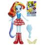 My Little Pony Boneca Equestria Girl Rainbow Dash - Hasbro