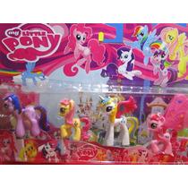 Meu Querido Poney Novos !!!!! 04 Bonecos My Little Pony