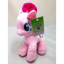Pelúcia Musical Pônei Pinkie Pie Rosa My Little Pony Poney