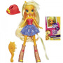 Boneca My Little Pony Equestria Girls - Applejack - Hasbro