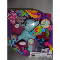 My Little Pony Rainbow Dash Cambalhota Acrobata - Hasbro