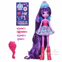 Boneca My Little Pony Equestria Girl Twilight Sparkle Hasbro