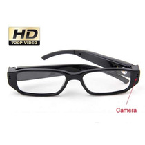 Óculos Espião Micro Câmera Filma Em Hd 720p C 16gb Fregratis
