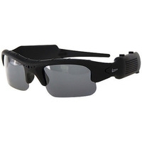 Oculos De Sol Camera Sport Hd 523, Sensor De Imagem: Cmos,s