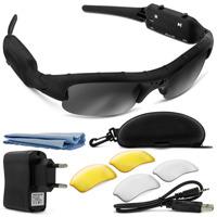Oculos Sol Espiao Camera Filmadora Videos Audio Leadership