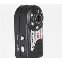 Mini Câmera Espiã 720p/1080 Hd Com Visão Noturna