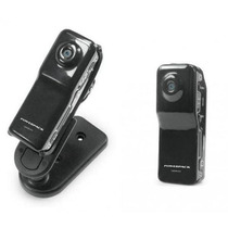 Mini Camera Espiao Powerpack Spycam P/ Capacete Moto Bike