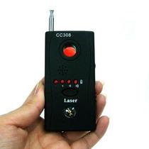 Detector E Identificador De Cameras Com E Sem Fio Espionagem