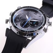 Relógio Espião Technology 4gb Full Hd 1080p Á Prova D