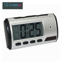Relógio Câmera Spy Foto E Video Em Hd 1280*960 Frete Grátis