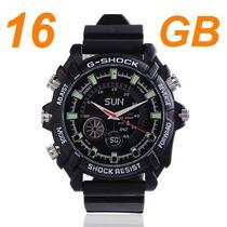 Relógio Espião Visão Noturna 8gb Hd 1080p Frete Grátis!!!!!