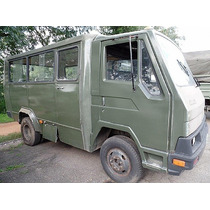 Agrale 1800 D Mwm Microonibus