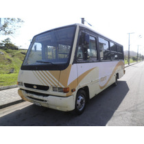 Microonibus Ano 1999 Motor Mb 914 Turbo Interculer Motorhome