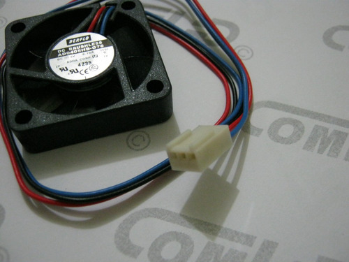 Micro Ventilador 40x40x10mm Fan Cooler Adda 5v Dc Mini 40mm