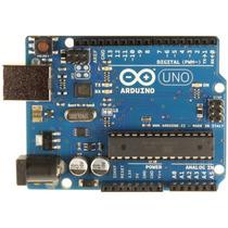 Arduino Uno R3 Rev3 Atmega328 Com Cabo Usb + Ebook