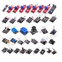 Arduino Kit 37 Sensores C/barometro Sens Presença E Ultrason
