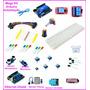 Mega Kit Arduino Uno R3 Automação Residencial C/ Internet