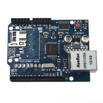 Arduino Ethernet Shield W5100 - Já No Brasil!