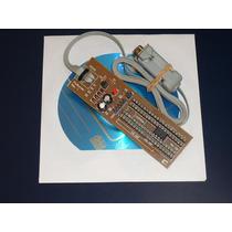 Gravador Picburner + Pic De Brinde+softwares+cd Informacoes
