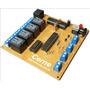 Placa I/o Ethernet Tcp Ip Com 4 Entradas 4 Saídas