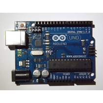 Kit Arduino Uno R3 Rev3 + Cabo Usb + Ebook Digital Dowload.