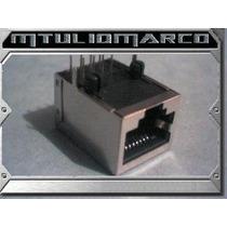 Conector Para Redes Rj-45 - Componente Eletronico Ci Smd