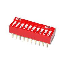 Dip Switch Ideal P/ Microcontrolador Pic Atmel Avr