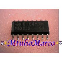 Max 232 Smd 1 Peças - Componente Eletronico Ci Peça