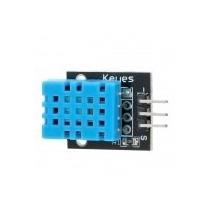 Sensor De Umidade E Temperatura Dht11 Para Arduino Uno Mega