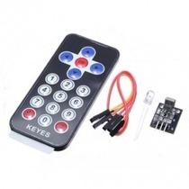 Kit Controle Remoto Ir Para Arduino / Pic ..