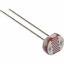 5 X Ldr 5mm Fotoresistor Sensor De Luz Arduino, Pic, Msp430