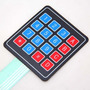 Teclado (keypad) 4x4 P/ Arduino / Pic / Etc (londrina, Novo)