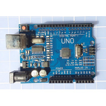 Placa Arduino Uno R3 Mega328p Ch340g + Cabo Usb