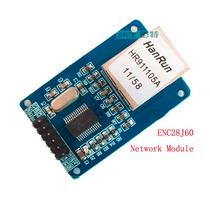 Módulo Ethernet Shield Enc28j60 Arduino