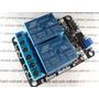 Arduino Placa 2 Reles Para Arduino Avr Pic Arm