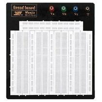 Protoboard 3260 Furos P/ Pic, Arduino (matriz De Contatos)
