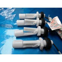 4 Sensores De Nível Água Original Icos E Adaptador Para Cola