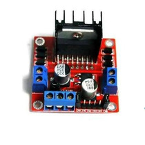 Módulo Shield Driver Motor Ponte H L298n Para Arduino | Pic