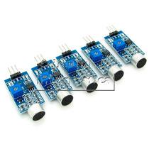 Arduino Sensor De Som Modulo Potenciometro