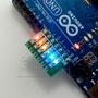 Arduino Led Multicolor Medidor De Carga Modulo Uno Mega