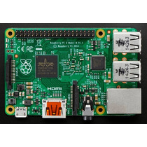 Novo Raspberry Pi 2 Model B Quadcore Broadcom Bcm2836 1gb